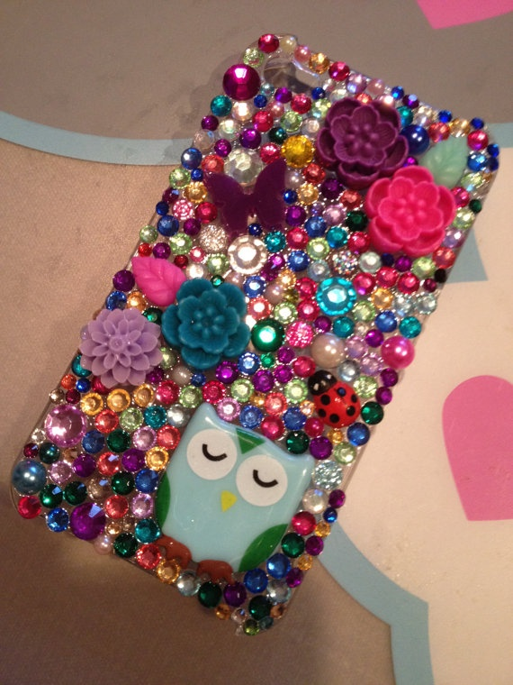 iPhone Case: Iphone Cases, Decoden Phones, Iphone 5S, Iphone Stuff, Cases Iphone, Owl Cases, Decoden Iphone, Phones Cases, Iphone Covers