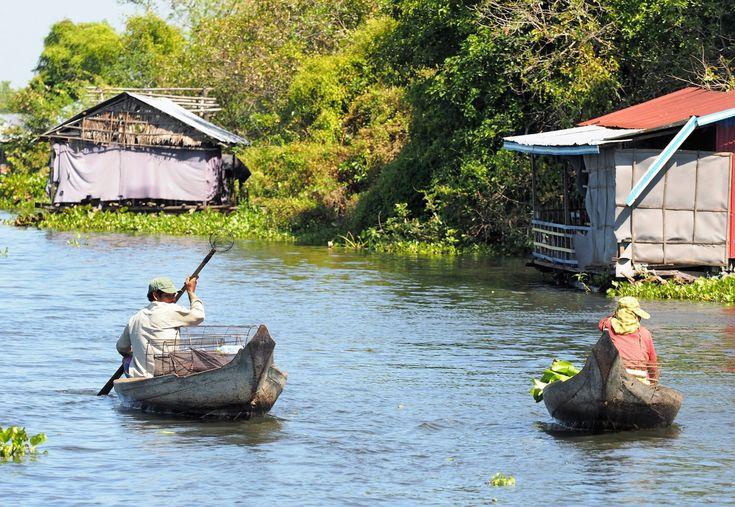 De Battambang à Siem Reap (Angkor)... - Carnet de voyage