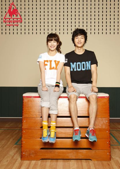 Jong Ki & IU