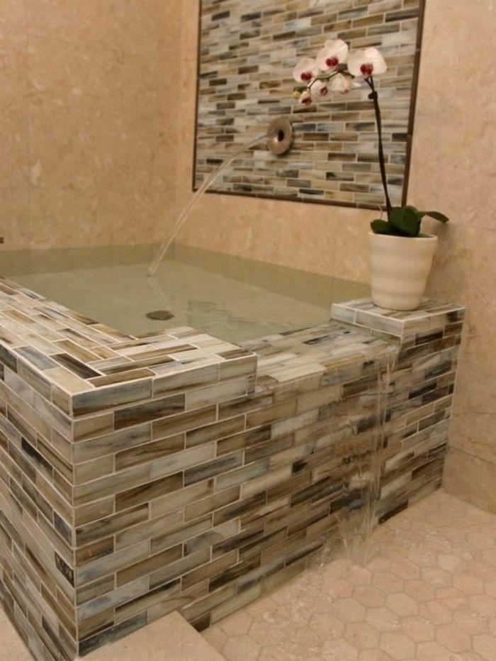 110 super originelle Badezimmer Ideen! Badeinrichtung Pinterest - kleine moderne badezimmer
