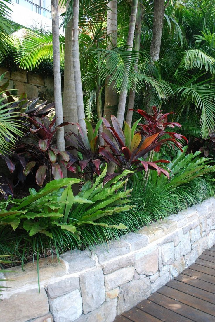 33 exciting front yard landscaping ideas with low on attractive tropical landscaping ideas id=96080
