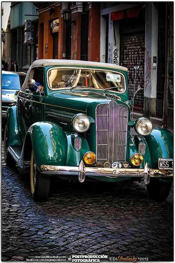 Autos Antiguos San Telmo 2012