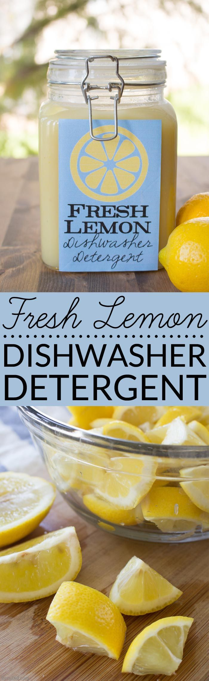 25 best ideas about dishwasher detergent on pinterest homemade dishwasher detergent homemade - Unusual uses for lemons ...