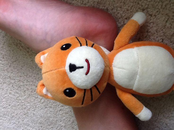 Stampy Cat Stuffed Animal