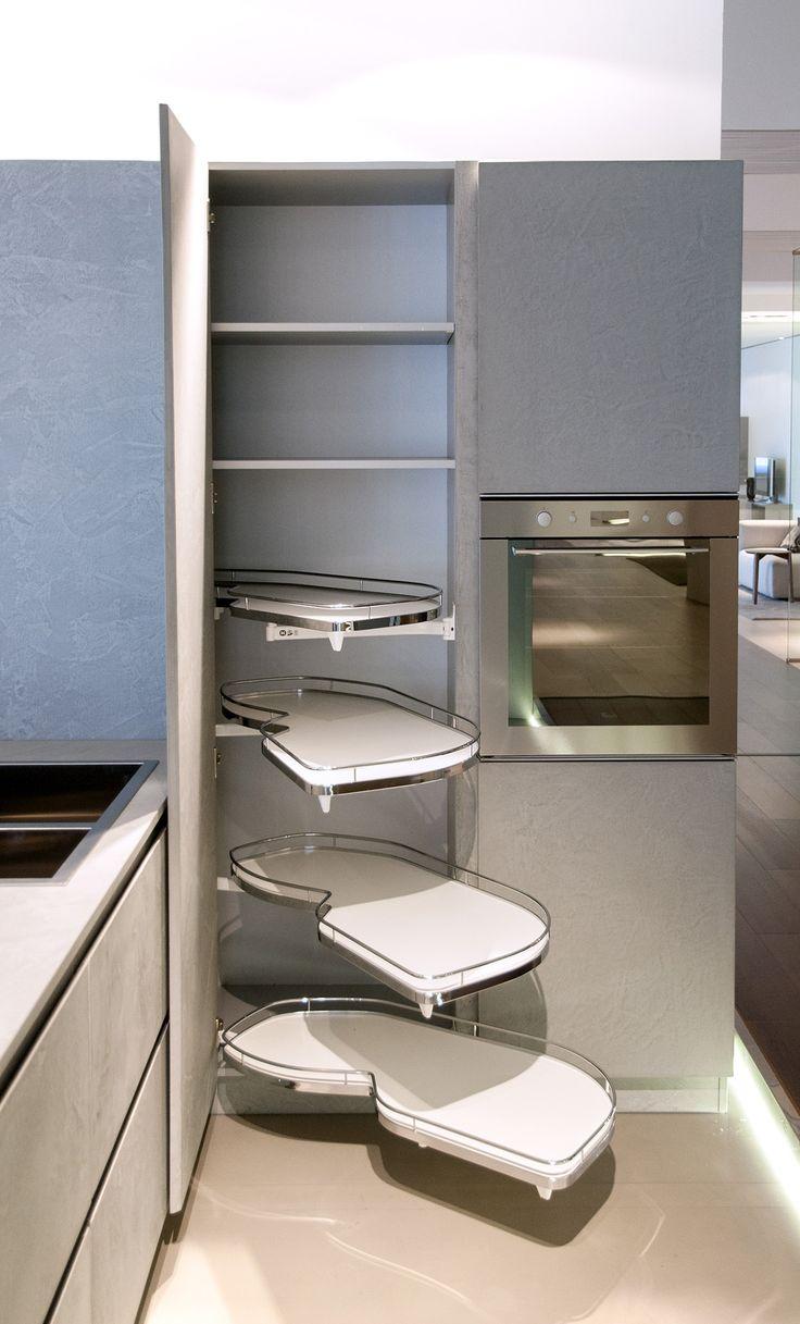 Armony - Italian kitchen design. www.armonycucine.it MAGIC CORNER