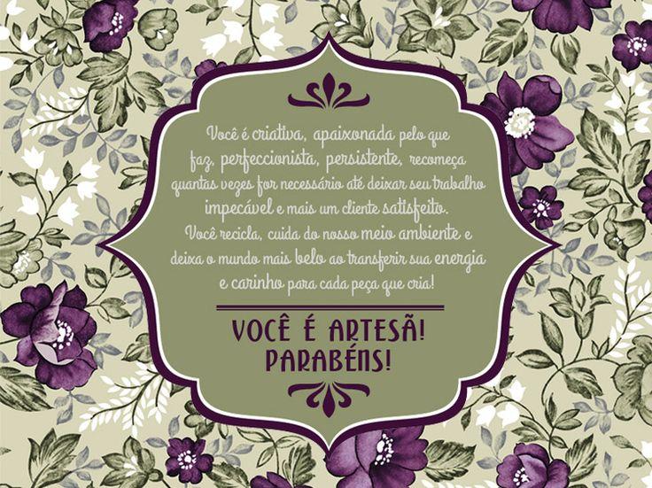Dia 19 de março, dia do artesão!  http://stratispapelao.blogspot.com.br/2016/03/19-de-marco-dia-do-artesao.html