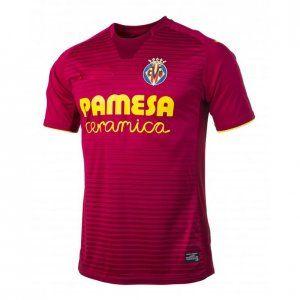 Villarreal CF 2017-18 Season Away El Submarino Amarillo Shirt [K653]