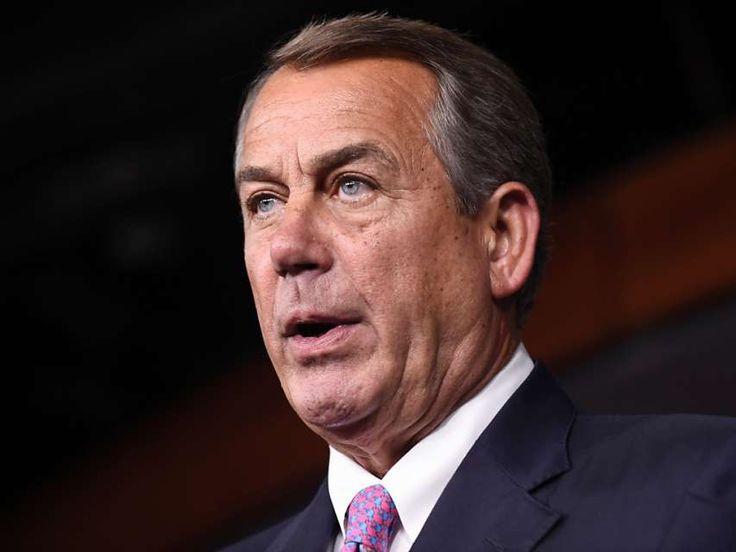 Paukenschlag in Washington: Führender Republikaner Boehner tritt unter DRuck der Extremen zurück | Blick 25.9.15