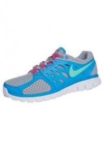 Nike Performance FLEX 2013 RUN Obuwie do biegania neutralne niebieski