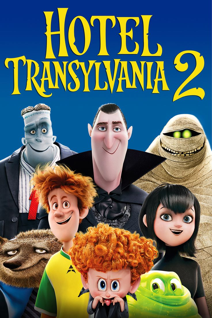 Pin by Caleb on Movies in 2020 Hotel transylvania 2