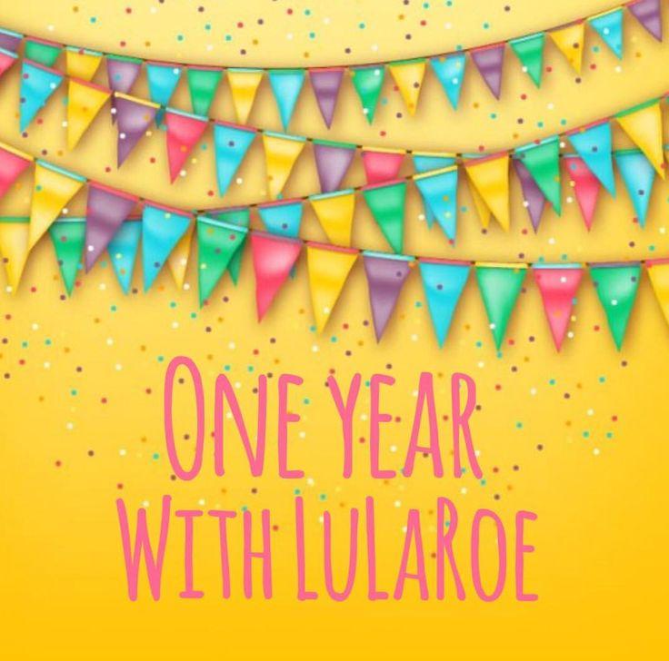 One year with LuLaRoe LuLaRoe Business Ideas Pinterest