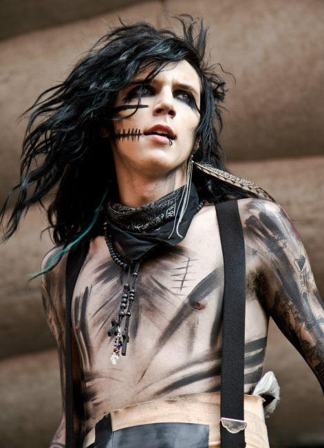 Black Veil Brides Andy Biersack
