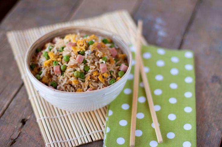 Il riso alla cantonese e' uno dei piatti piu' apprezzati della cucina cinese per cui oggi vogliamo darvi la ricetta autentica per prepararlo facilmente in casa.