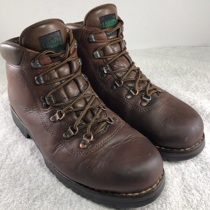 631e2eeb5b4 Limmer Hiking Mountaineering Boots Brown Men's Size 9.5M | eBay ...