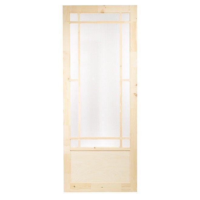 50 best home-réno images on Pinterest Screen doors, Screens and Doors - joint porte fenetre pvc