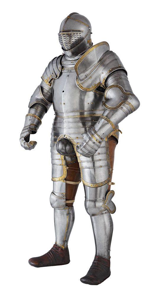 Armour of Henry VIII. English, Greenwich, 1540 (II.8)