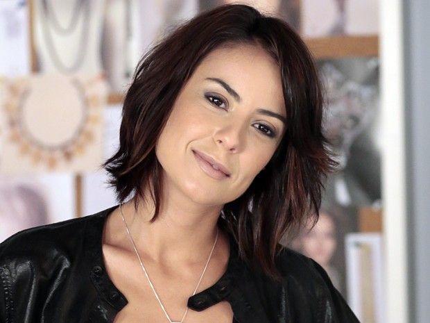 Cabelo da personagem Maria Clara é eleito como o preferido pelos internautas (Foto: Felipe Monteiro/TV Globo)