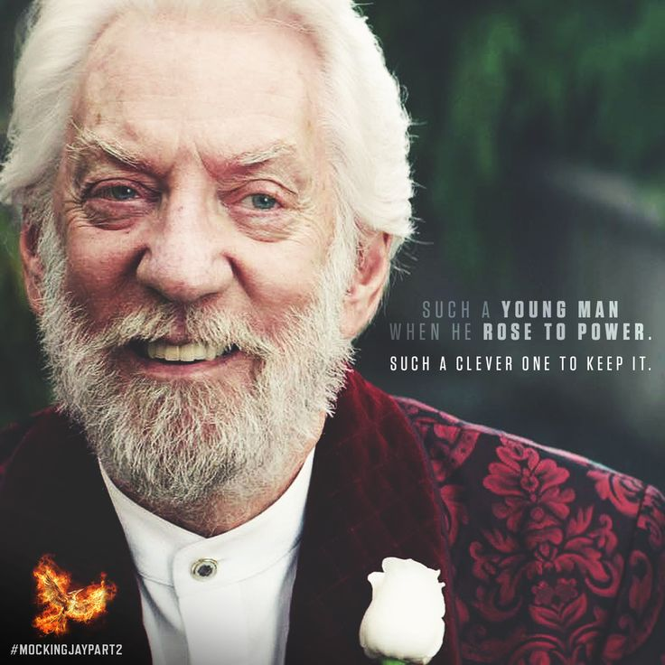 1000+ ideas about President Snow on Pinterest | Catching ...