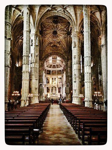 Igraja Santa Maria (Mosteiro dos Jerónimos)