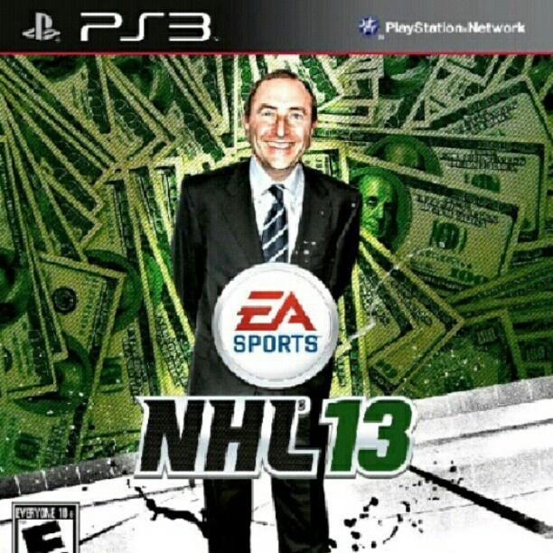 NHL 13 | Hockey News | Pinterest | Hockey and Hockey news