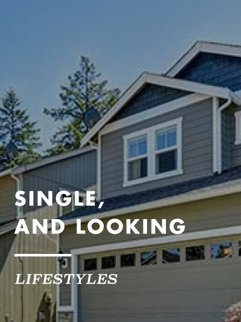 ABOUT THIS ARTICLE: Single and ready to mingle (with some potential dream homes)? This is the guide for you.