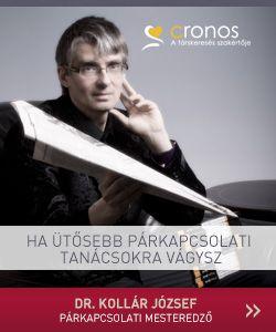 Dr. Kollár József egyedi hangvételű, megvilágosító párkapcsolattal kapcsolatos cikkeit megtalálod a Cronos blogon.