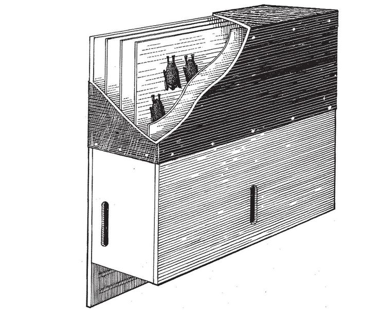 how to build a simple bat house