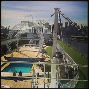 The World's Largest Adventure Park at Sea (P&O Cruises)