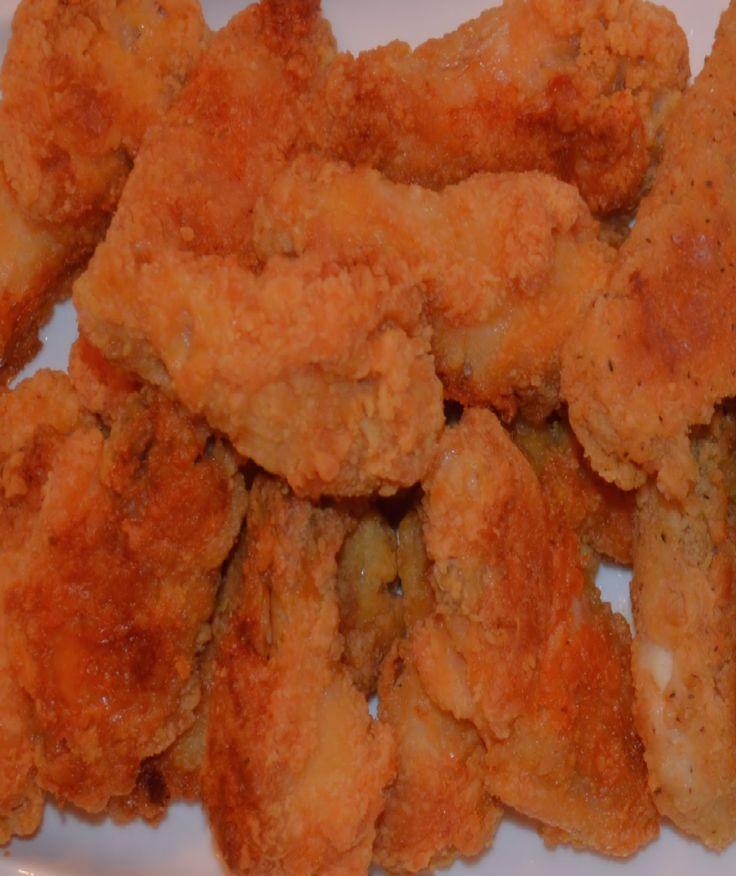 Chicken wings w mango sauce hot n spicy. www.facebook.com/reggaeforyouinc