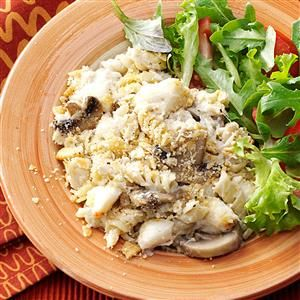Crab Imperial Casserole Recipe