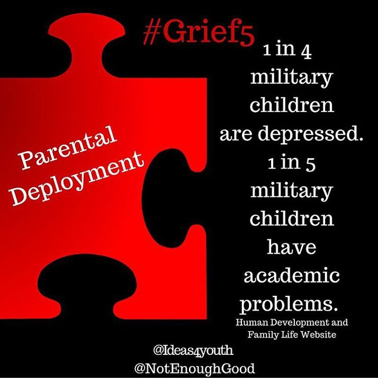 Let's not forget the impacts parental deployment and the death of a veteran parent can have on military children and teens.  Who are the grieving military youth in your life?  #Grief5 #loss #operationpurple #military #militarykids #deployment #death #grief #armystrong #navy #airforce #usmarines #nationalguard #reserves #snowballexpress #griefcamp #coastguard #children #teens #kids #militarylife #students #education #mentalhealth #milfam #milspouse #milkids