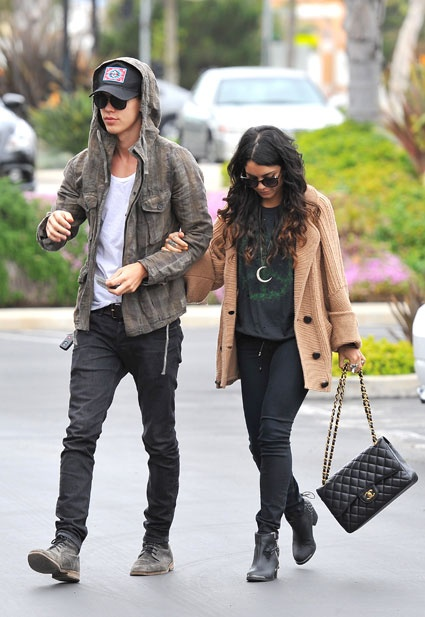 Austin Butler and Vanessa Hudgens..can he be mine