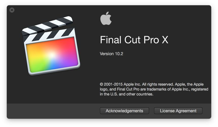 Final Cut Pro X 10.2 Update is Here With Plenty of New features; Finally! Details.