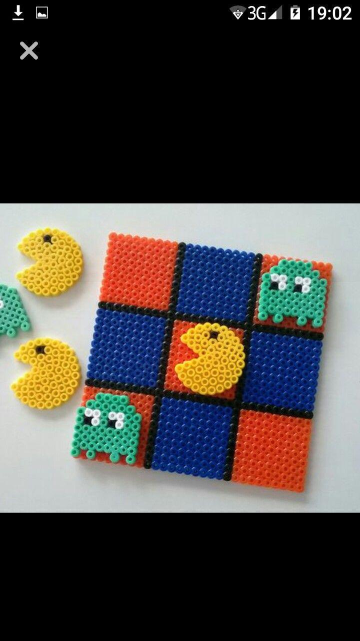 best hama juegos e instrumentos images on pinterest hama beads