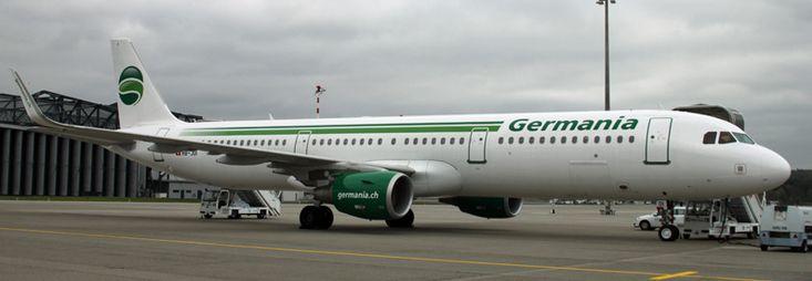 Germania Flug Airbus A321-200(SL)