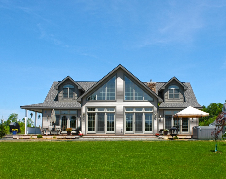 17 Best Images About Chalets By Dickinson Homes On