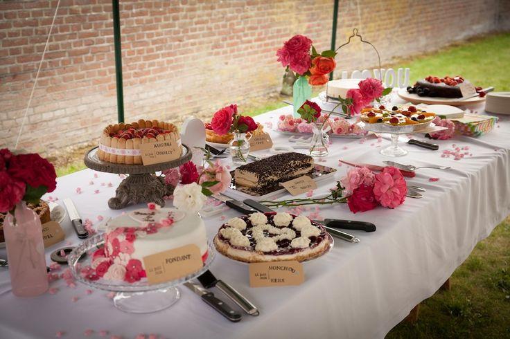 Iedereen zelf taarten laten bakken?