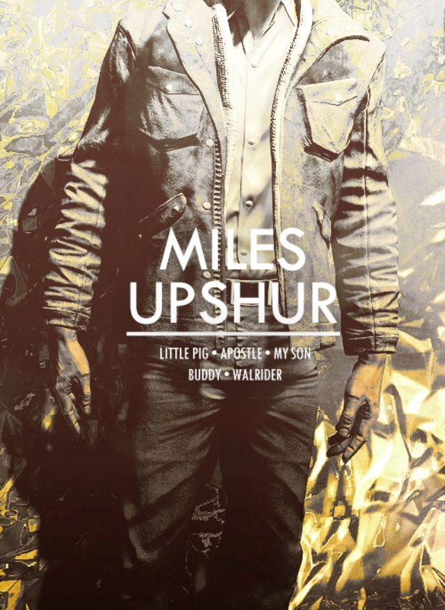 Outlast Miles Upshure
