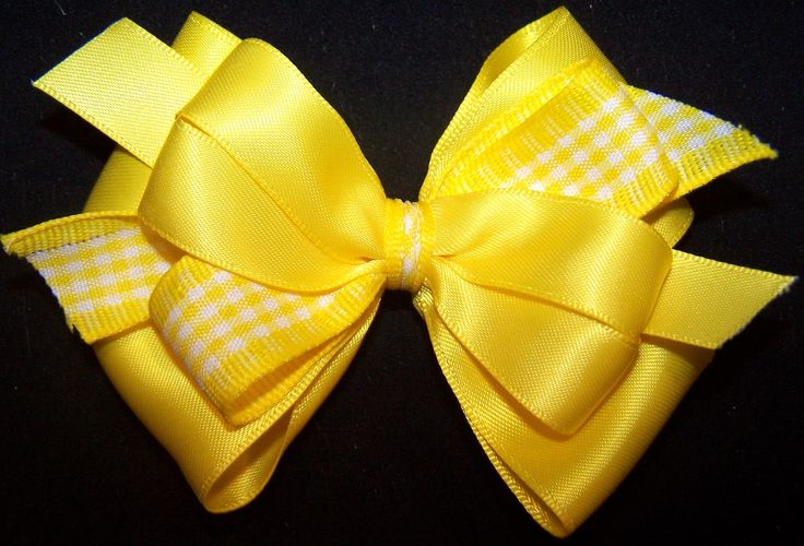 Hair Bow Styles: Hair Bow Instruction - Zillions Of Types