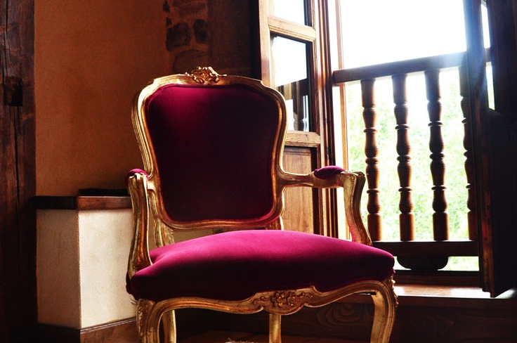 Estancia del marqu s silla estilo luis xvi tapizada en - Silla estilo luis xvi ...