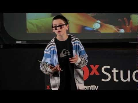 TEDxStudioCityED - Lewis Tachau - Can Online Gaming be Educational?World of Tanks, controlling gaming-time