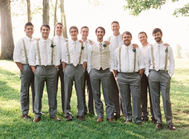 Mike and Gentry's Backyard Texas Wedding   Best Wedding Blog - Wedding Fashion & Inspiration   Grey Likes Weddings
