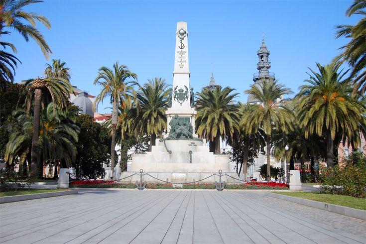 Monumento a los Héroes de Cavite y Santiago de Cuba