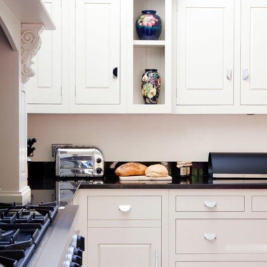 25 beste idee n over witte granieten keuken op pinterest keuken granieten aanrecht en witte kast - D co keuken ...