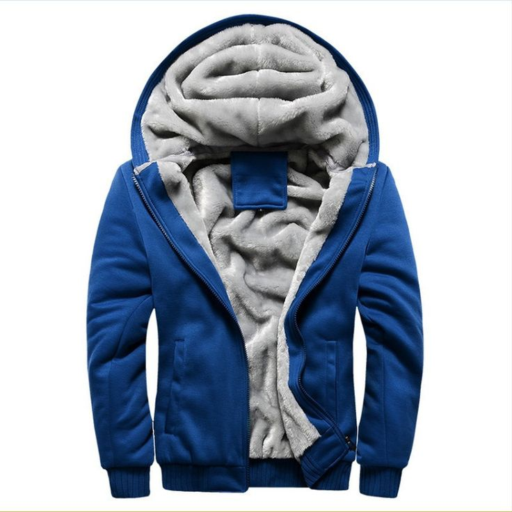 Thick Wool Warm Winter Coats