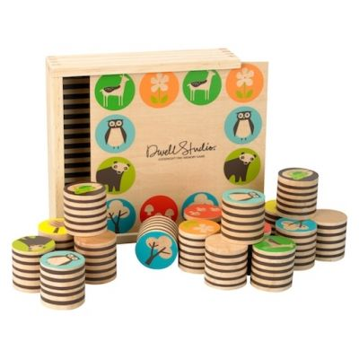 Dwell Studio Memory Game available at Darling Clementine