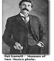 Pat Garrett | Cowboys, Native American, American History, Wild West, American Indians | thewildwest.org