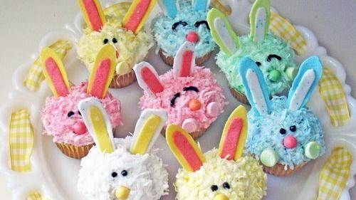 Easter Chicks Cupcakes recipe from Betty Crocker