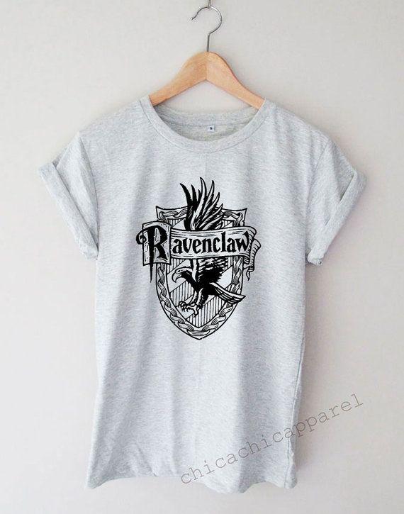 Serdaigle Crest Logo Shirt Tumblr Hipster T-shirt unisexe S, M, L, taille XL Plus