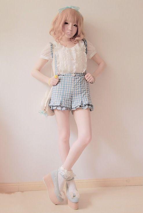 Kawaii Casual Outfit